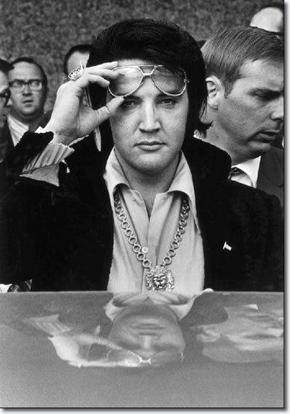 elvis presley 16 gen 1971