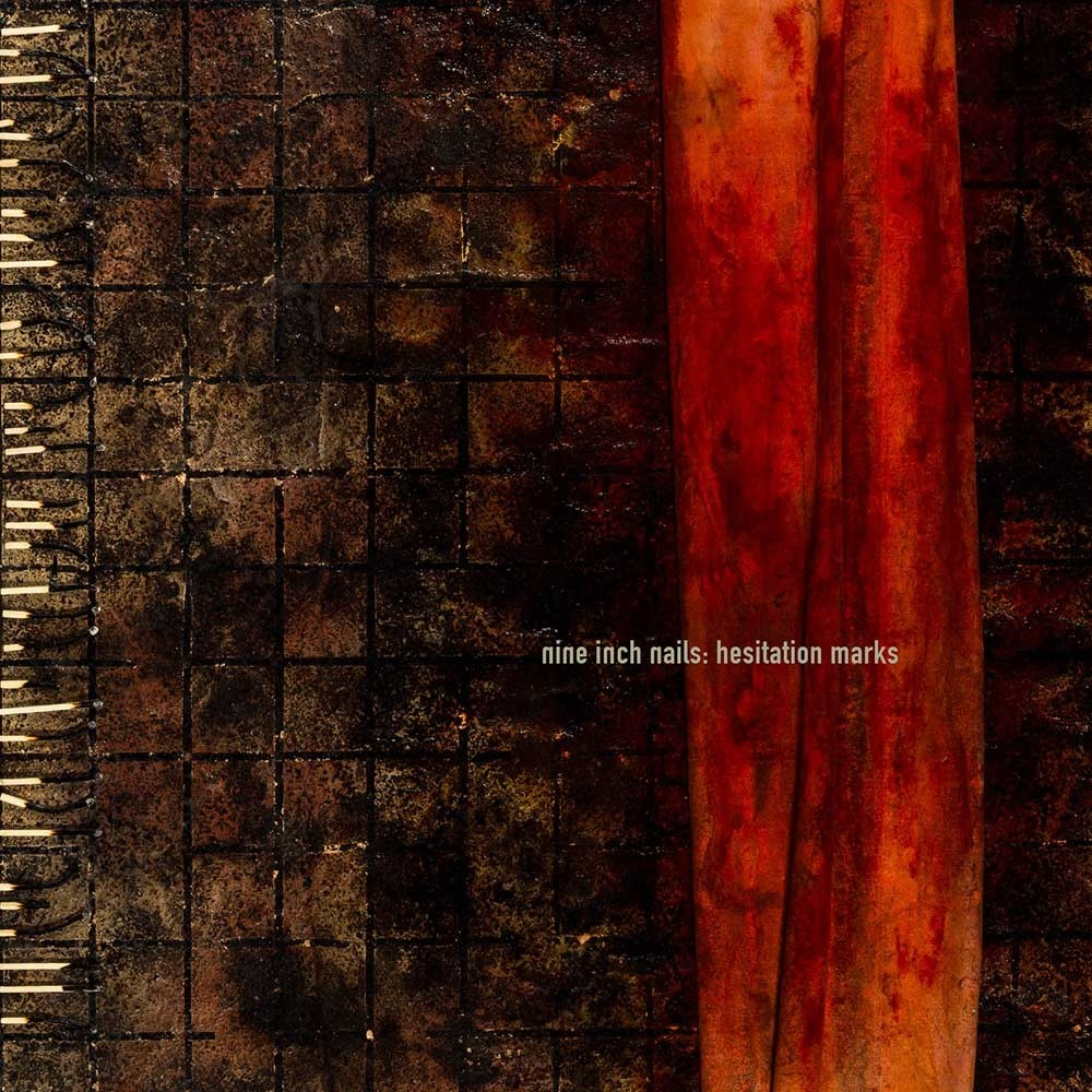 Nine Inch Nails - Hesitation Marks Album Art