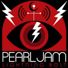 pearl jam lighting bolt