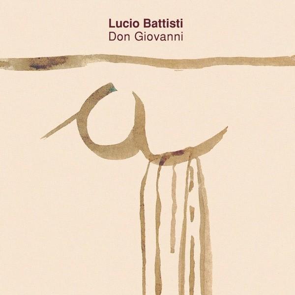 Lucio Battisti - Don Giovanni CD cover
