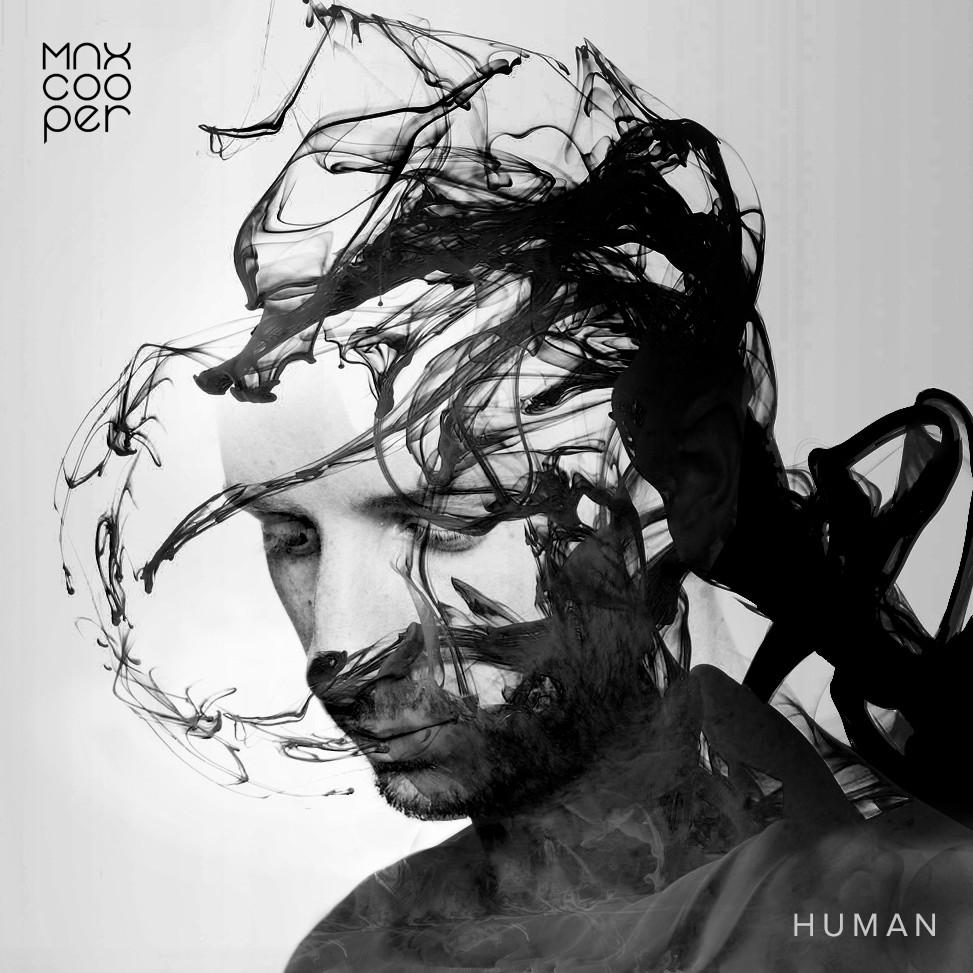Max-Cooper-Human-COVER