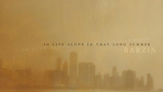 barzin to live alonecover