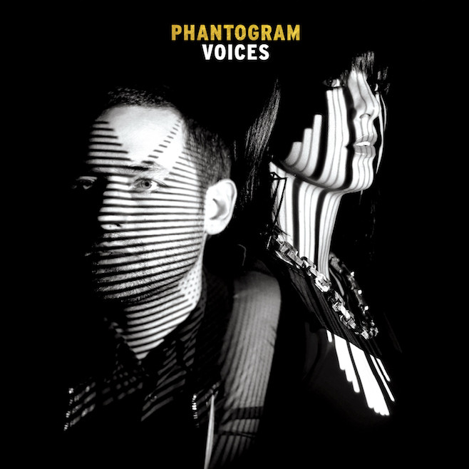 Phantogram Voices album cover