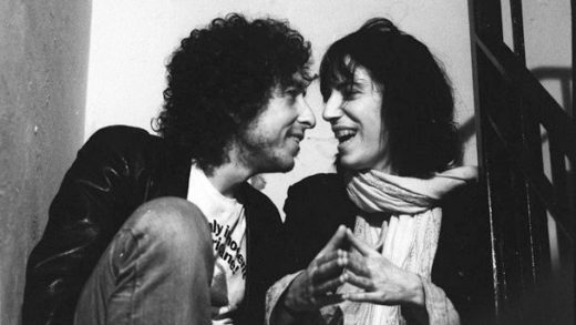 Patti-Smith-Bob Dylan-1975