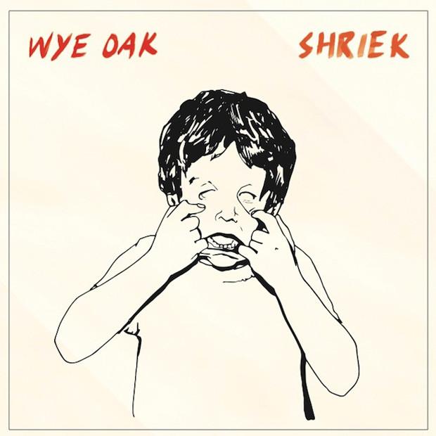 wye oak shriek cover