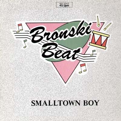 copertina singolo smalltown boy
