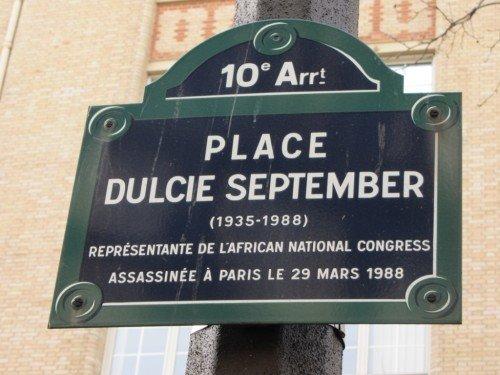 piazza Dulcie September