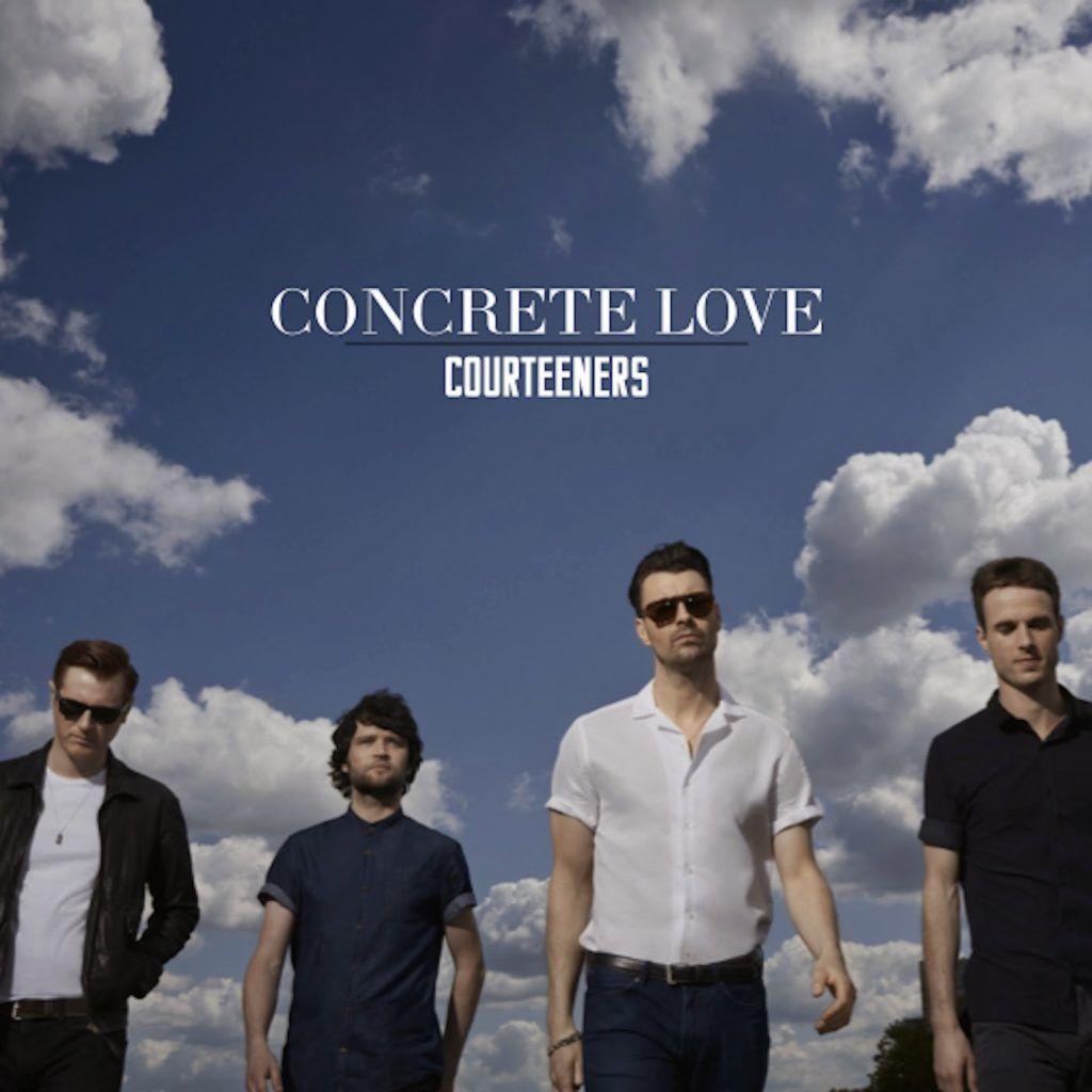 courteeners concrete love