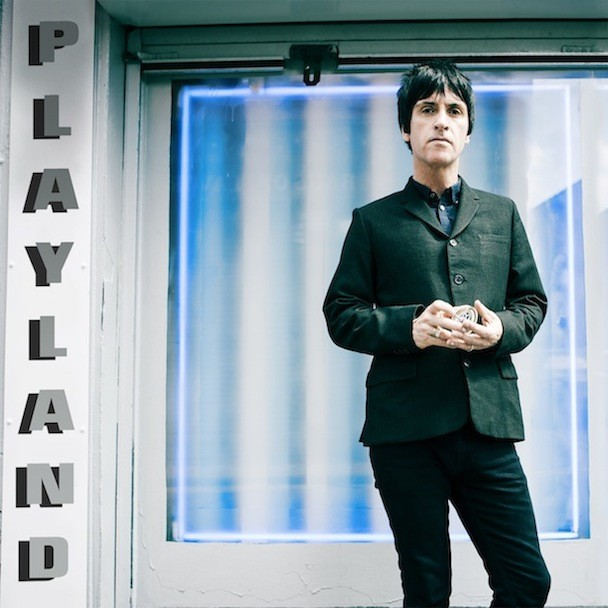 Johnny-Marr-playland cover