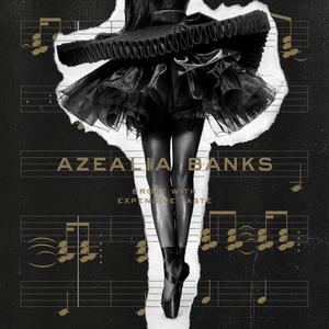 Azealia Banks - Broke With Expensive Taste album cover 2014