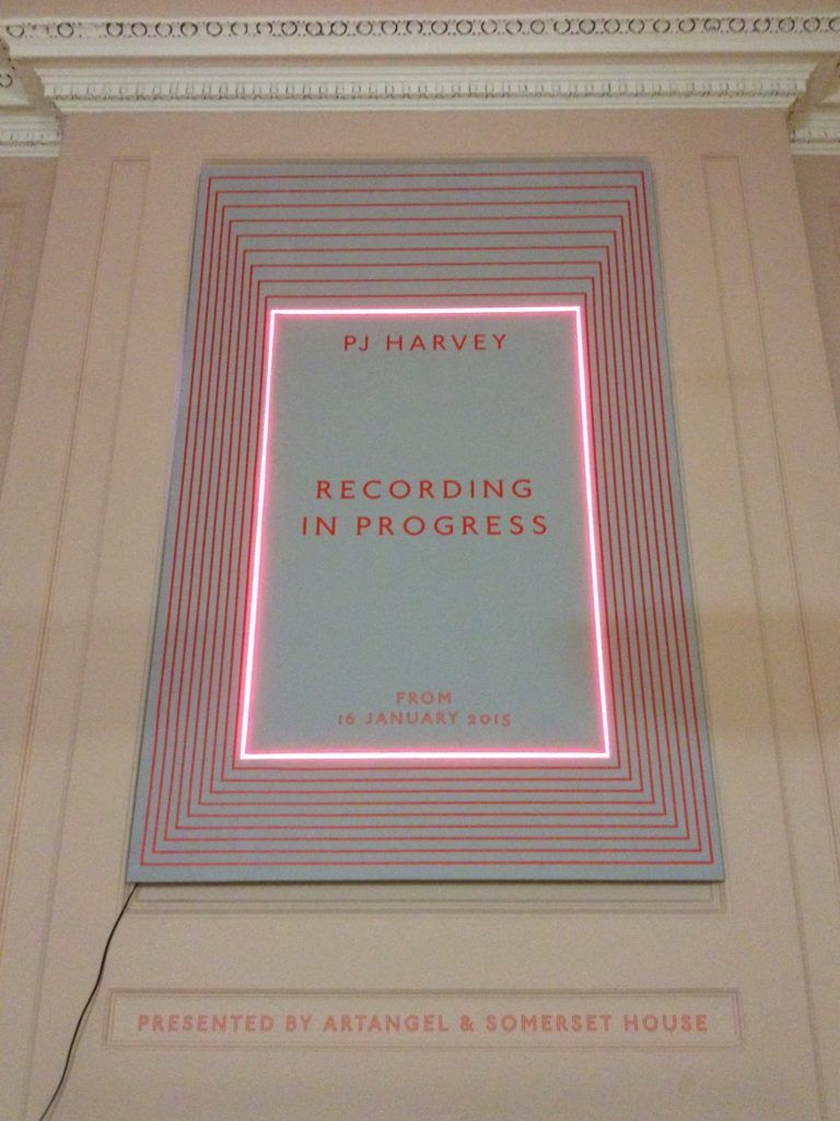 PJHarvey Recording