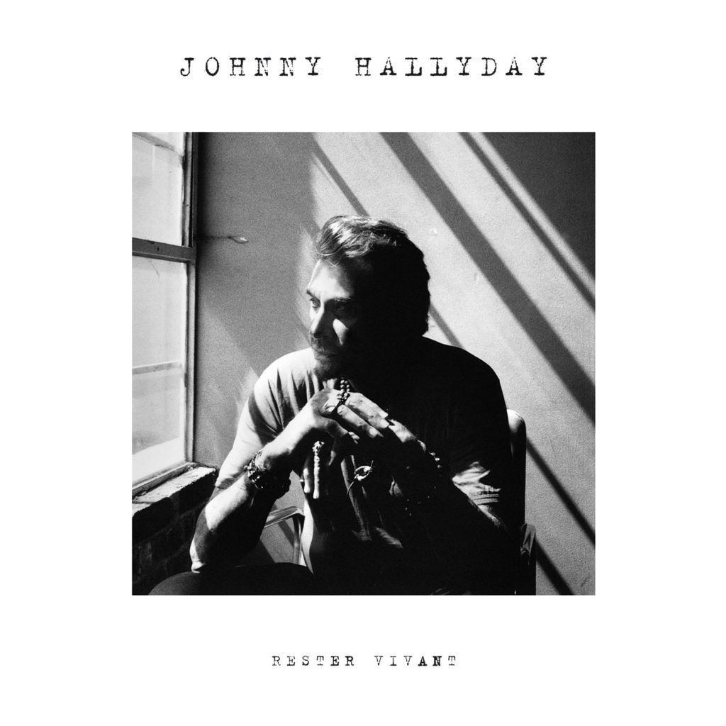 johnny hallyday rester vivant cd
