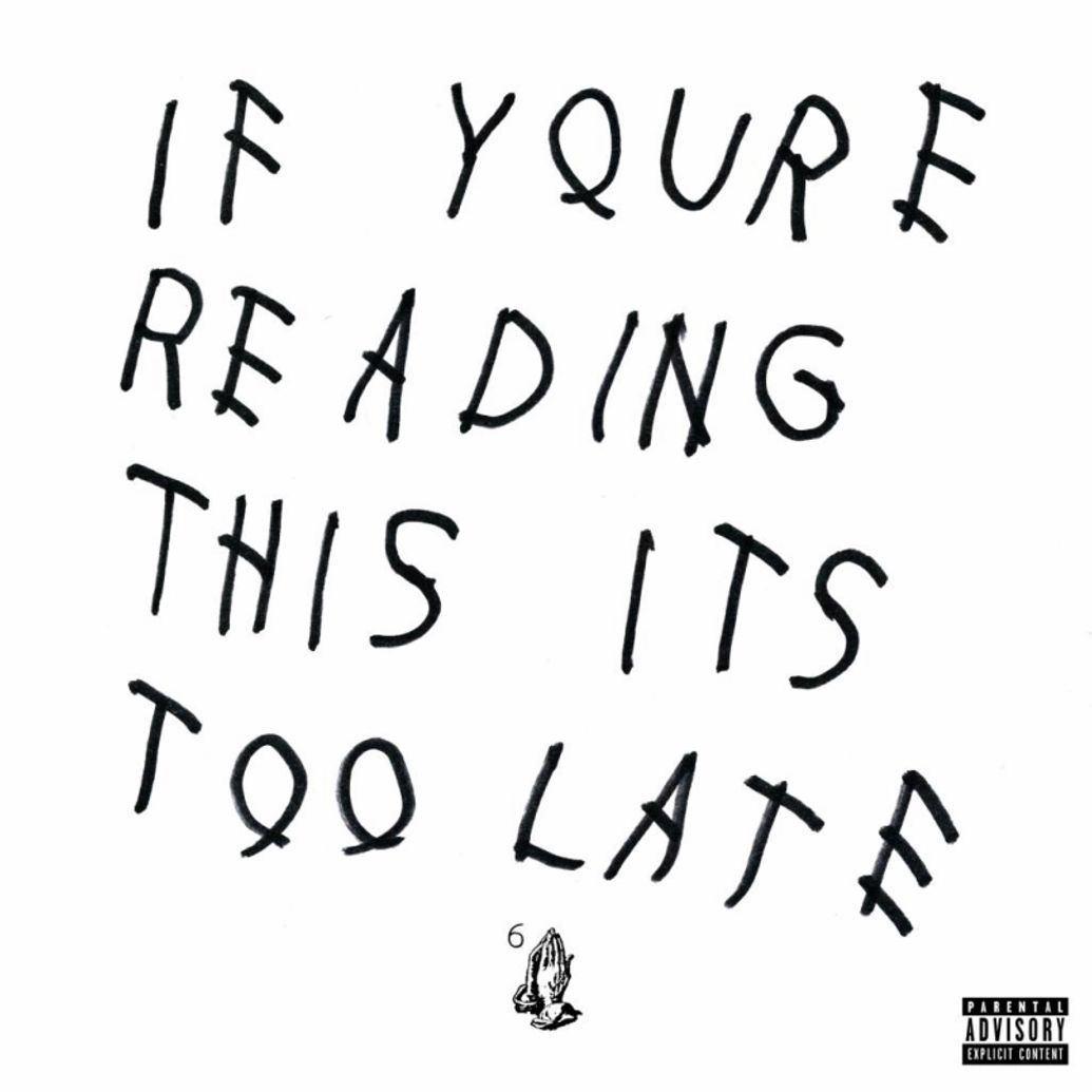 Drake IfYoure