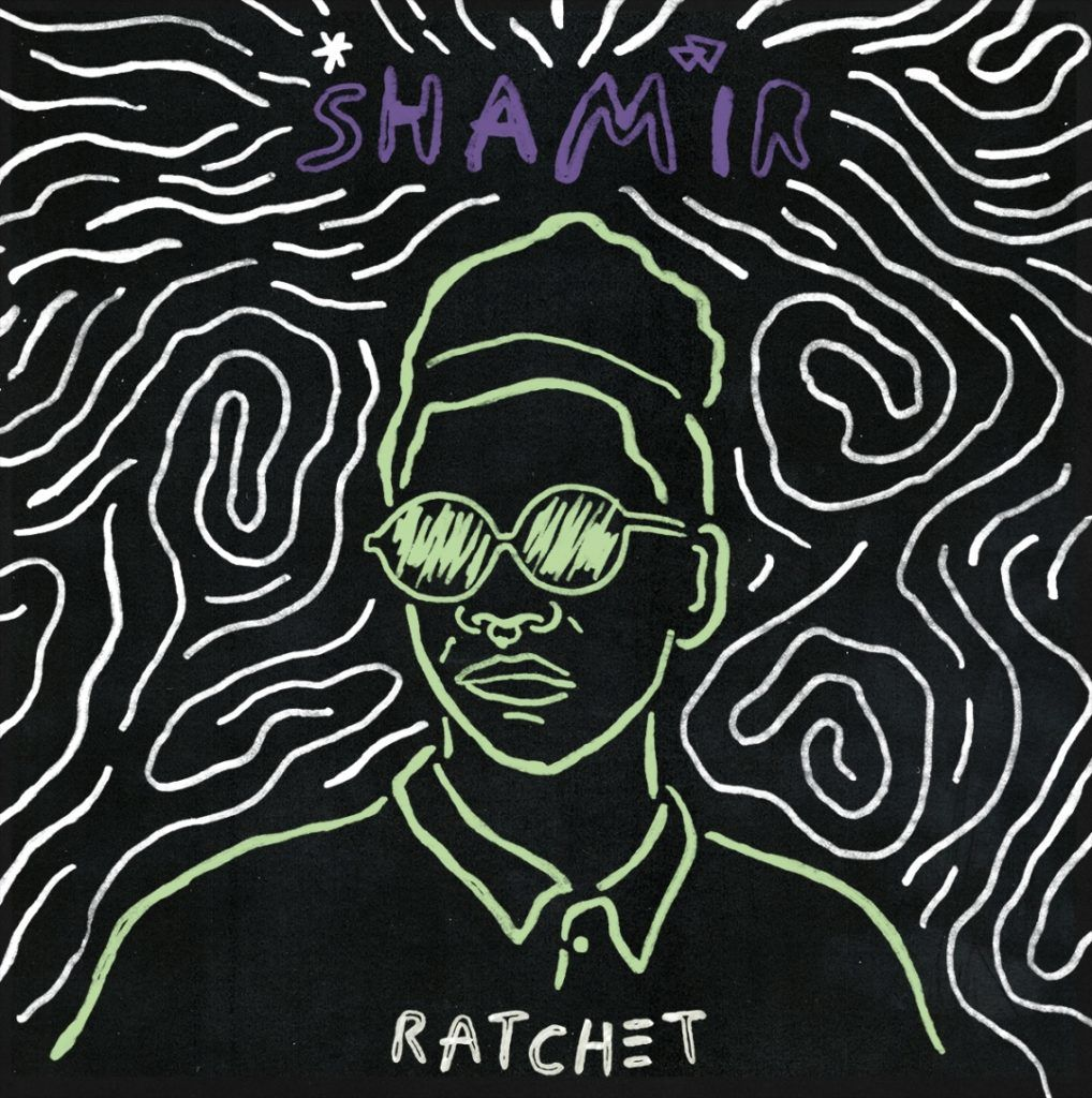 shamir front cover