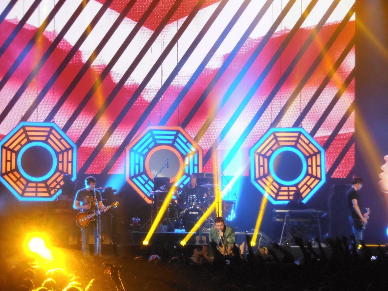 Blur live 2