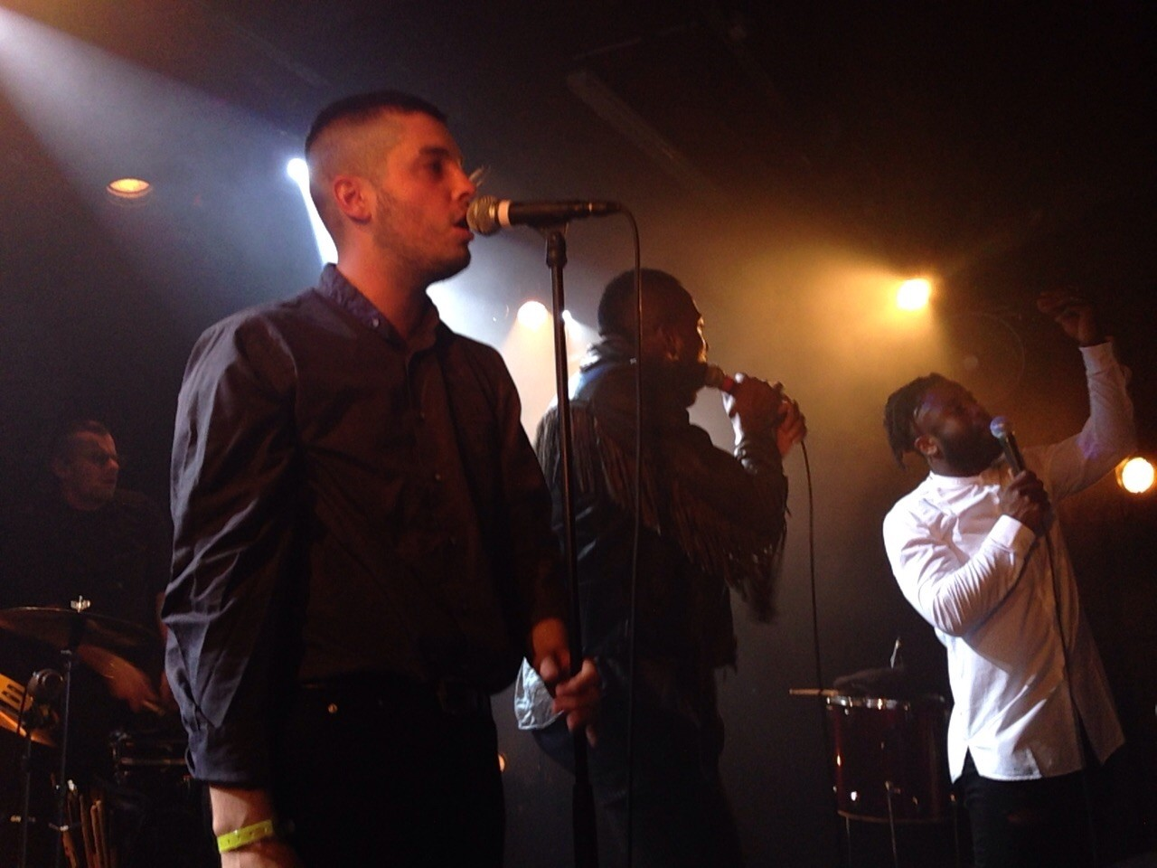 Young Fathers live 1