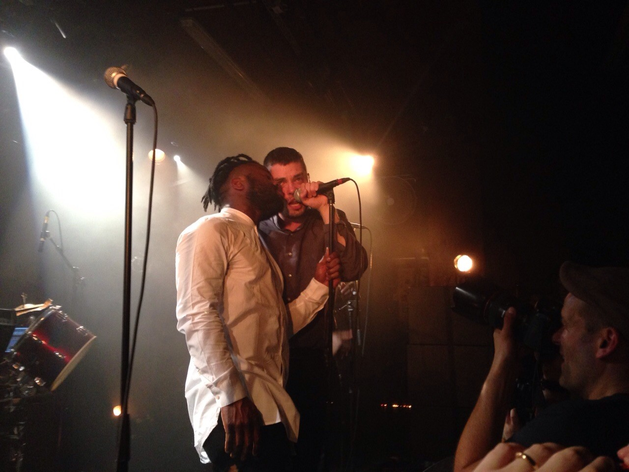 Young Fathers live 2