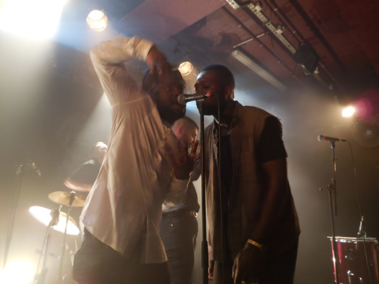 Young Fathers live 4