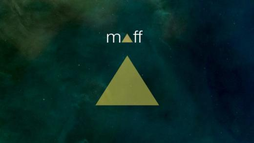 Maff Maff EP cover artwork