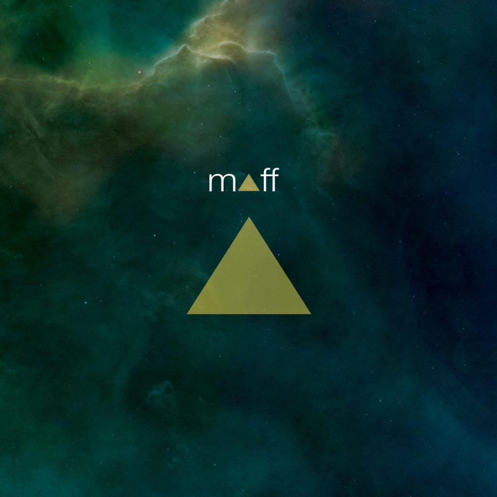 Maff Maff EP cover artwork