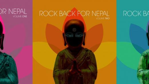 Rock Back For Nepal