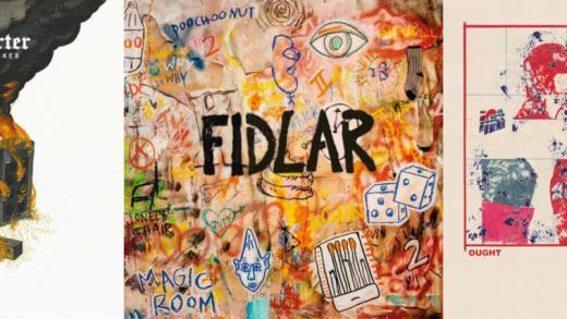 Frank Carter Fidlar Ought