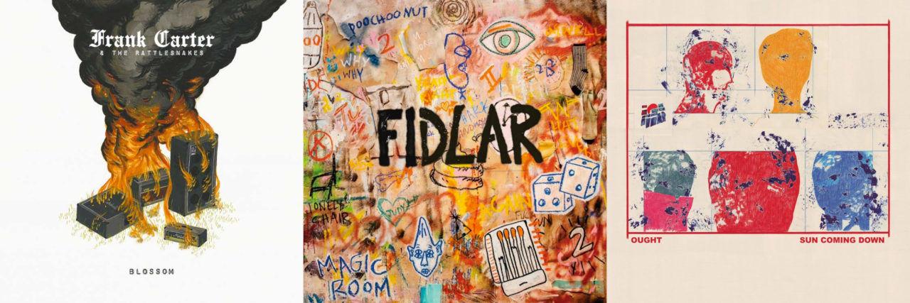 Frank Carter Fidlar Ought