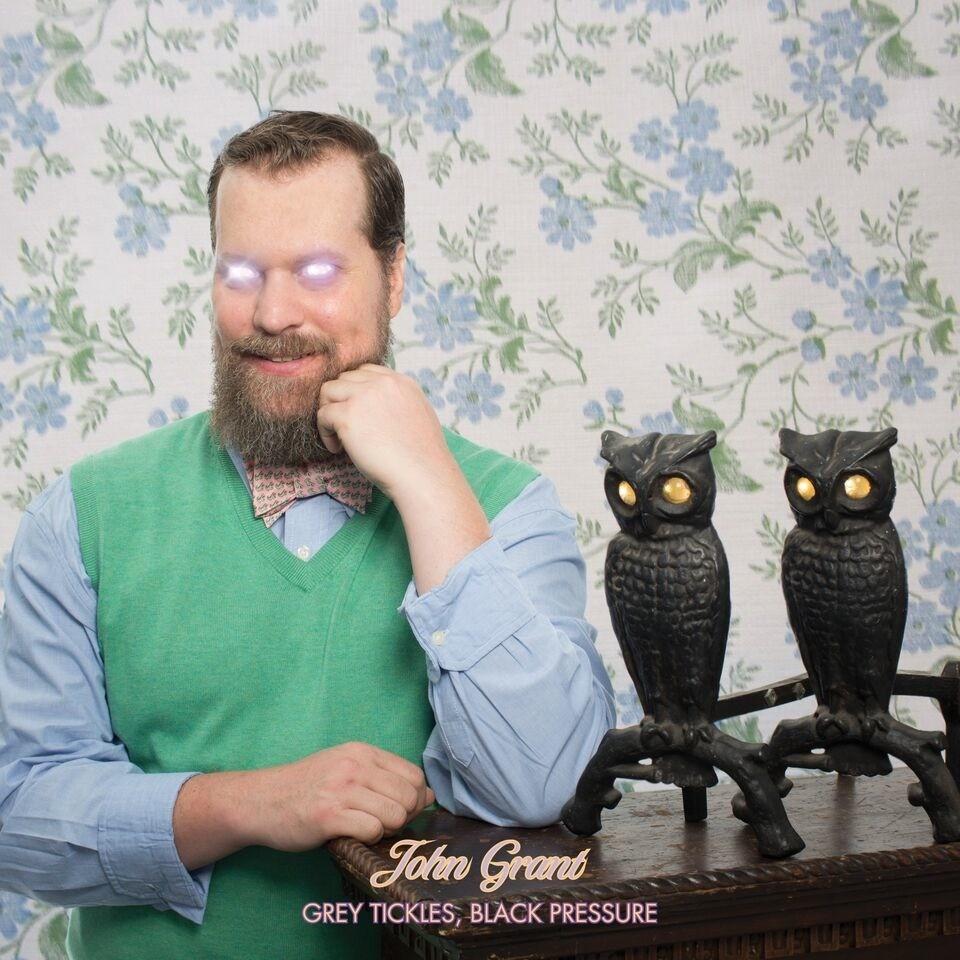 John Grant Grey Tickles