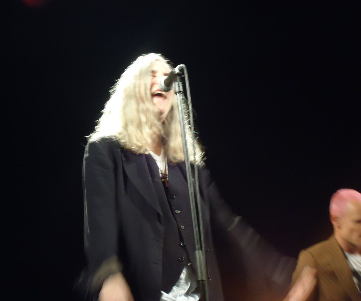 Pathway Patti Smith