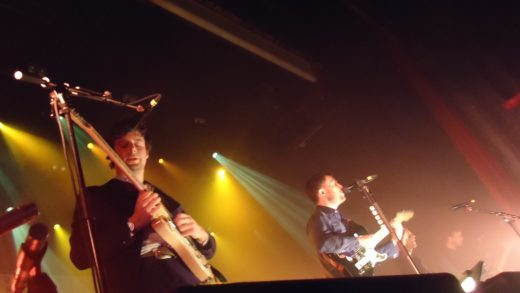 Maccabees live CIgale 2