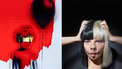 Rihanna e Sia