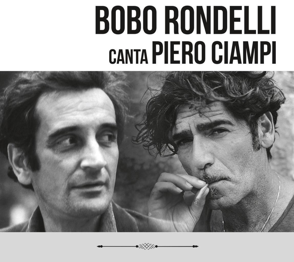 Bobo Rondelli canta Piero Ciampi Cover small