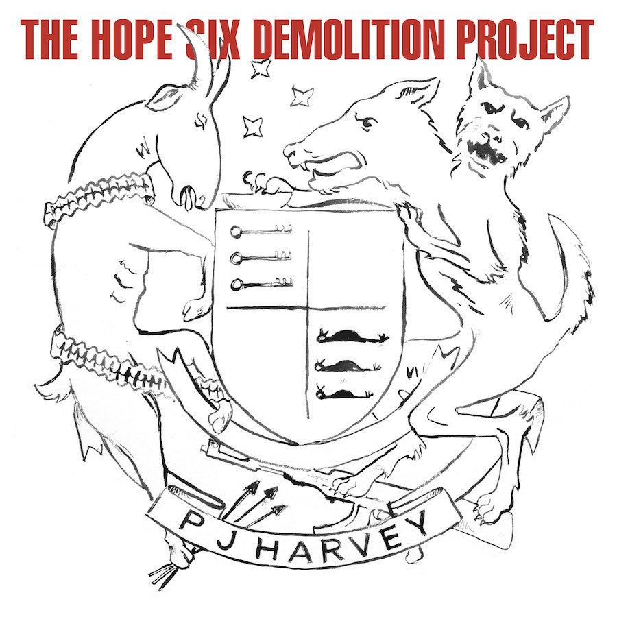 PJ Harvey The Hope Six