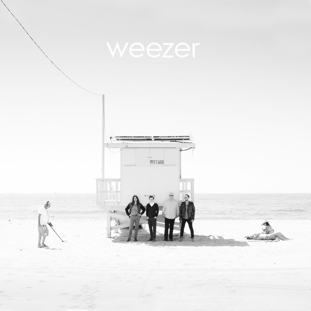 Weezer The White Album