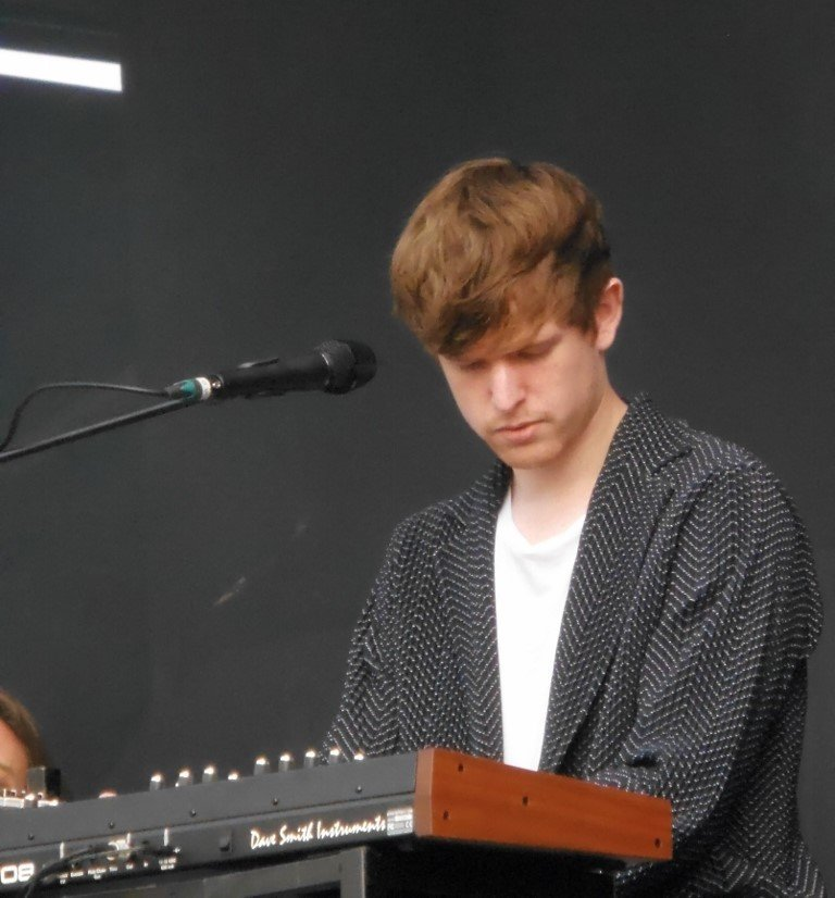 James Blake live welovegreen