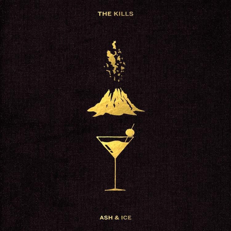 The Kills Ash Ice