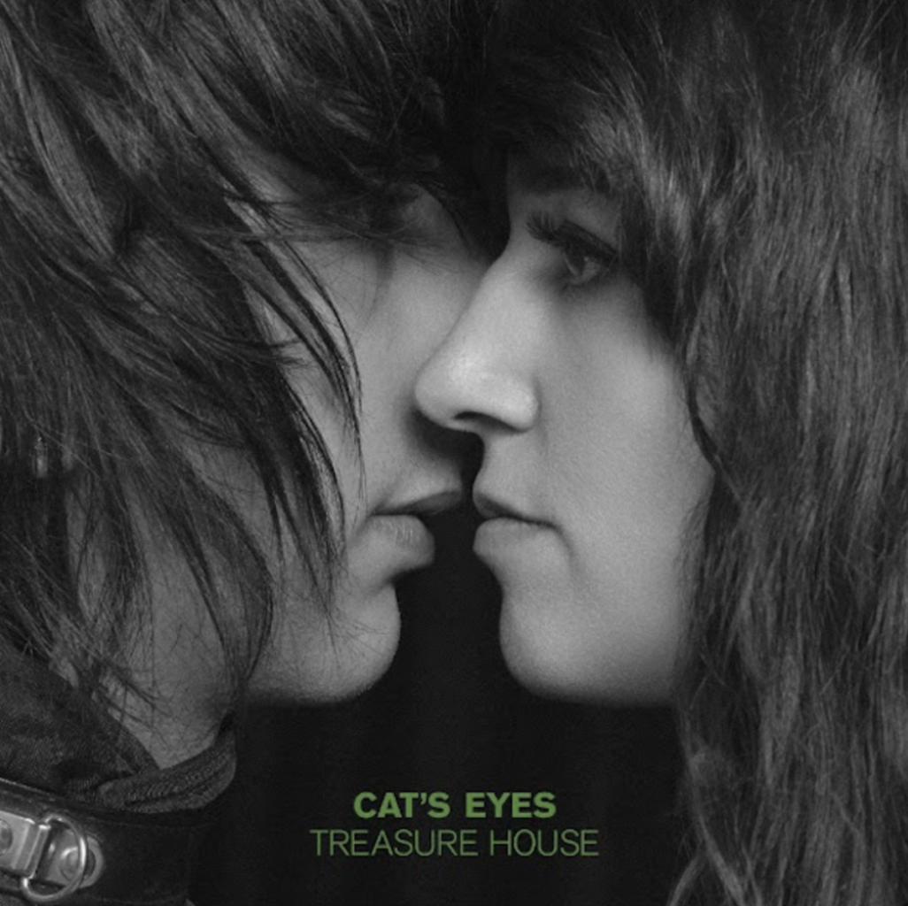 cats eyes treasure house album the horrors