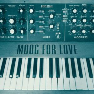 Disclosure – Moog For Love