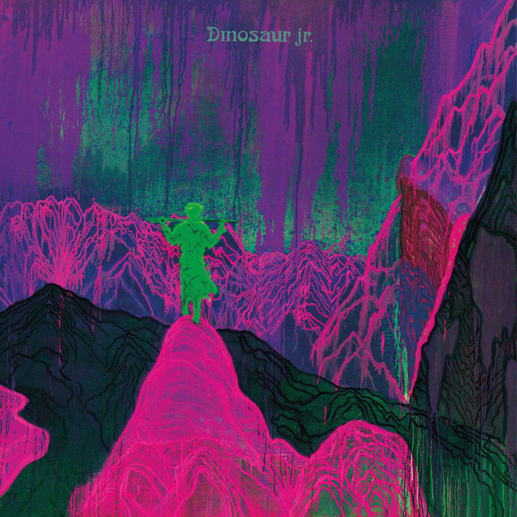 DINOSAUR JR Give a glimpse