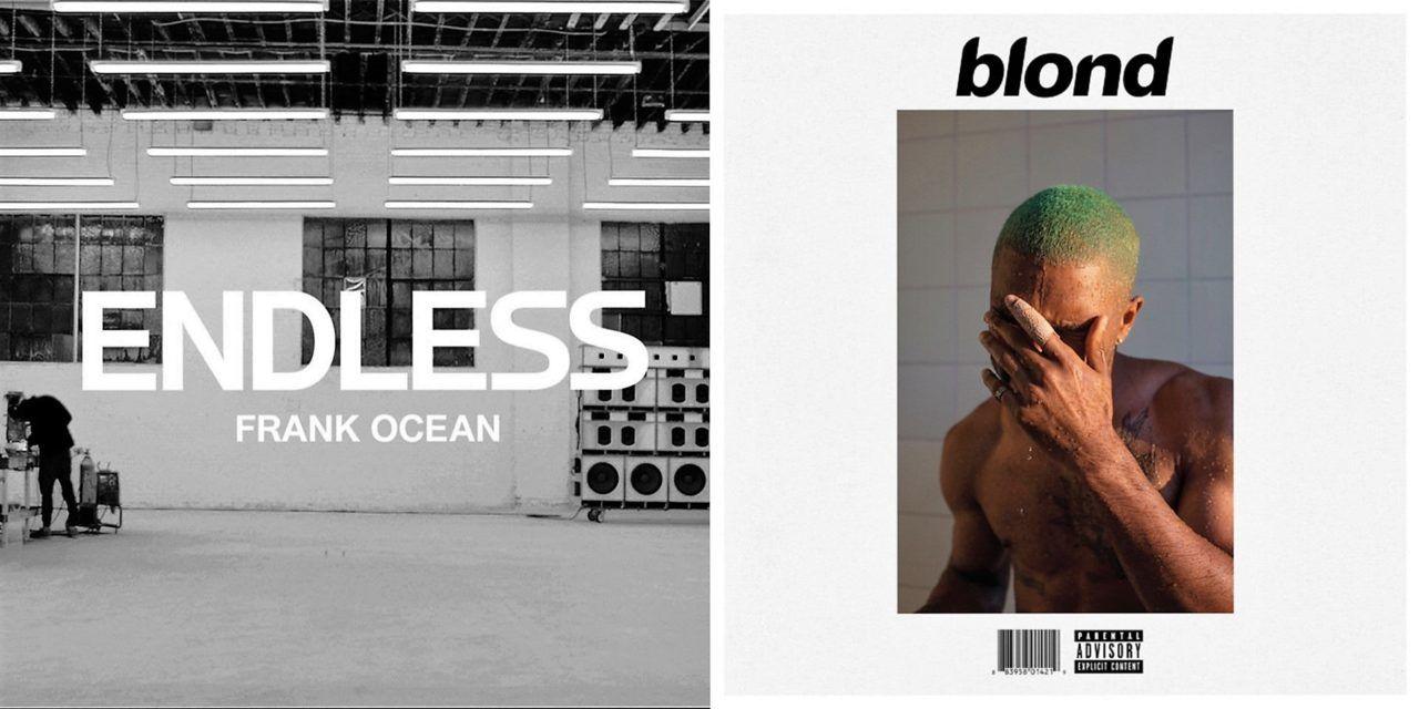 Frank Ocean Endless e Blond