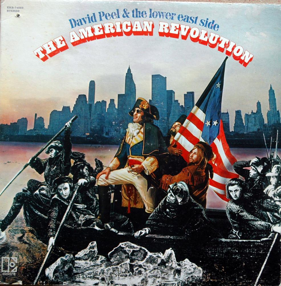 david peel american revolutiom