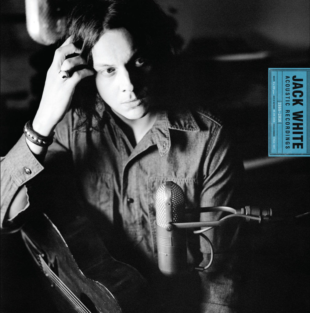 Recensione Jack White Acoustic Recordings (1998-2016)
