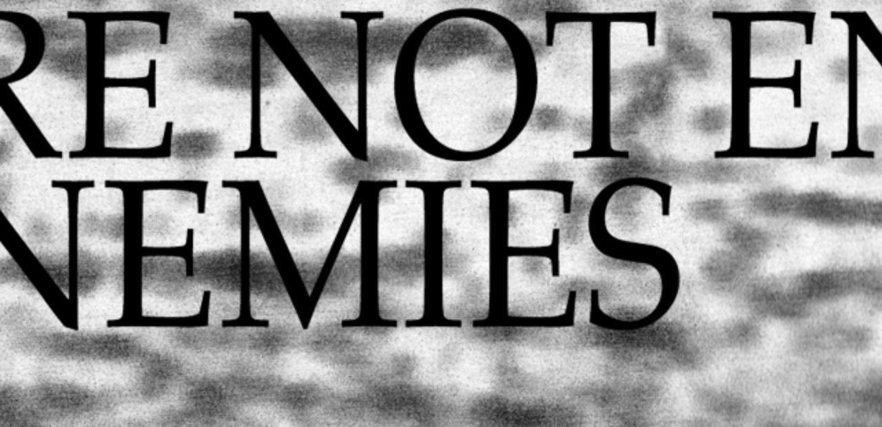 Recensione: Novanta - Hello we're not enemies