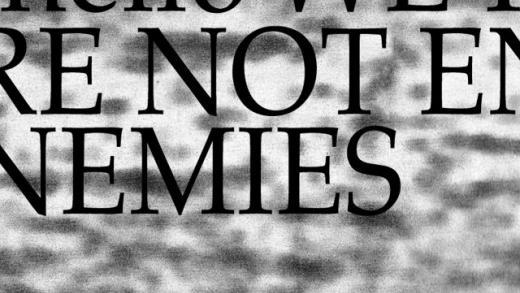 Recensione: Novanta - Hello we're not enemies