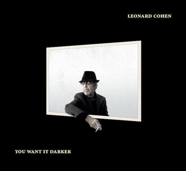 leonard cohen you want it darker recensione