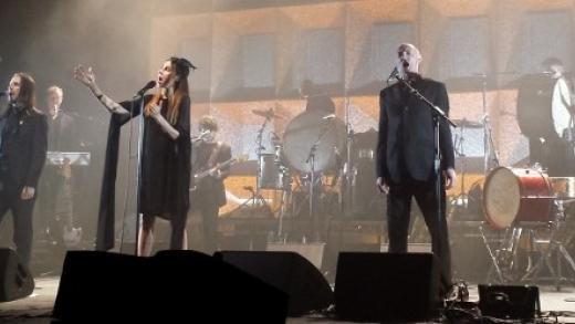 PJ Harvey @ O2 Academy Brixton Londra Concerto