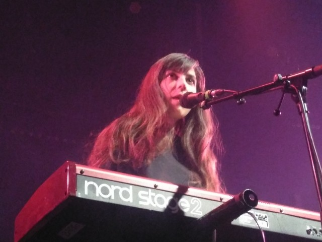 Concerto : Julia Holter @ La Gaïté Lyrique (Paris, 11.11.2016)