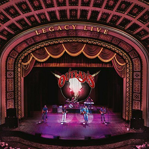 The Outlaws - Legacy Live Recensione