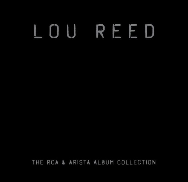 Lou Reed The RCA & Arista album Collection articolo