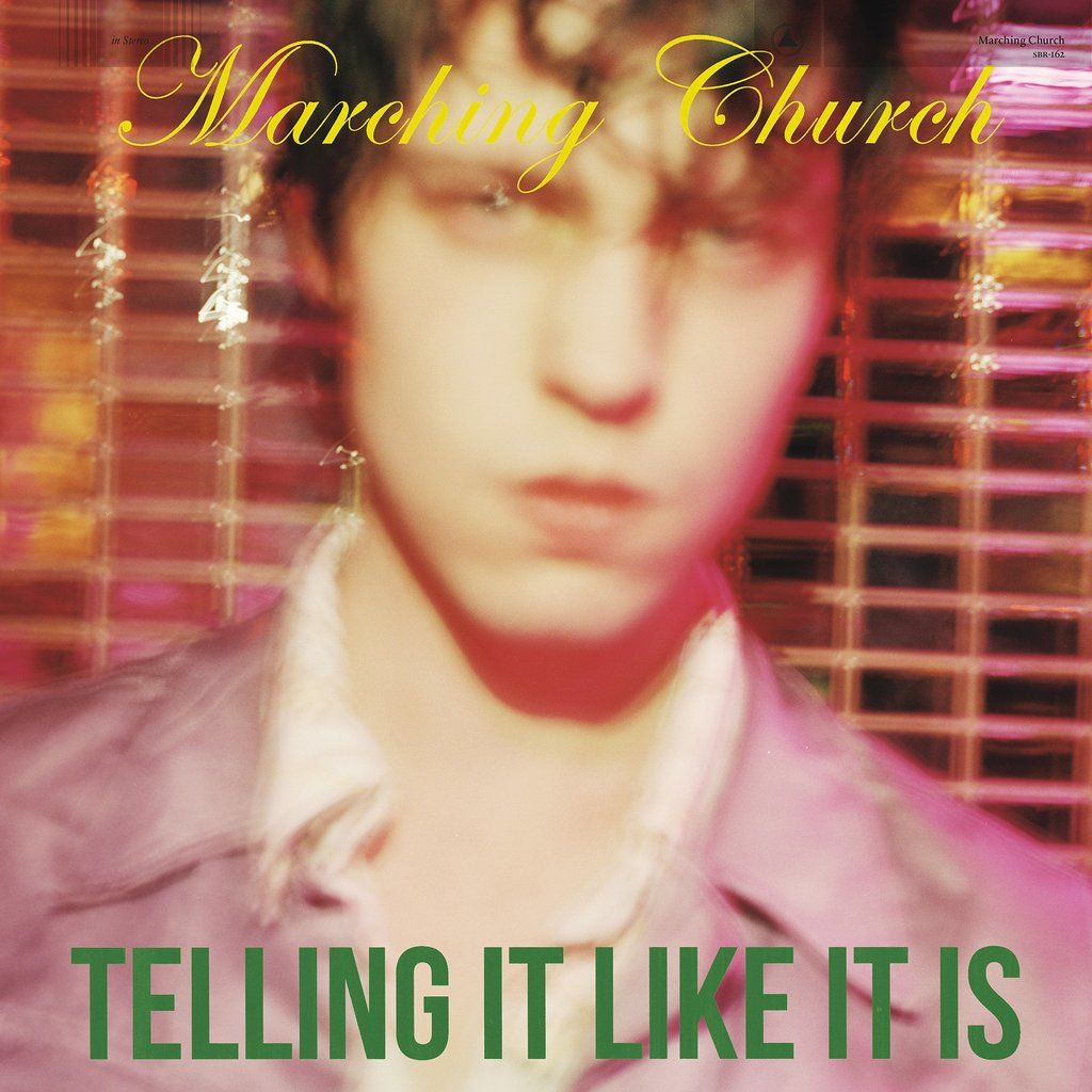 Marching Church – Telling It Like It Is Recensione